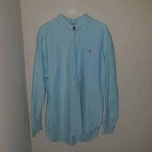 Men's Classic Fit Button Down Shirt